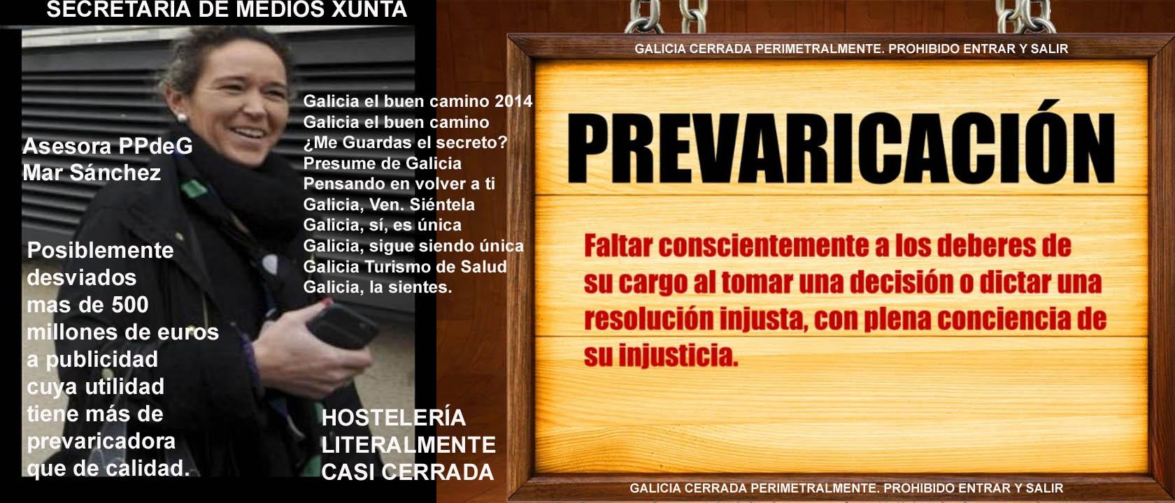 La Asesora del PPdeG Mar Sánchez se supera a si misma en regalar documentos  públicos de verdaderas FAKE NEWS de como se trafica con los fondos europeos  en la Xunta. - Xornal