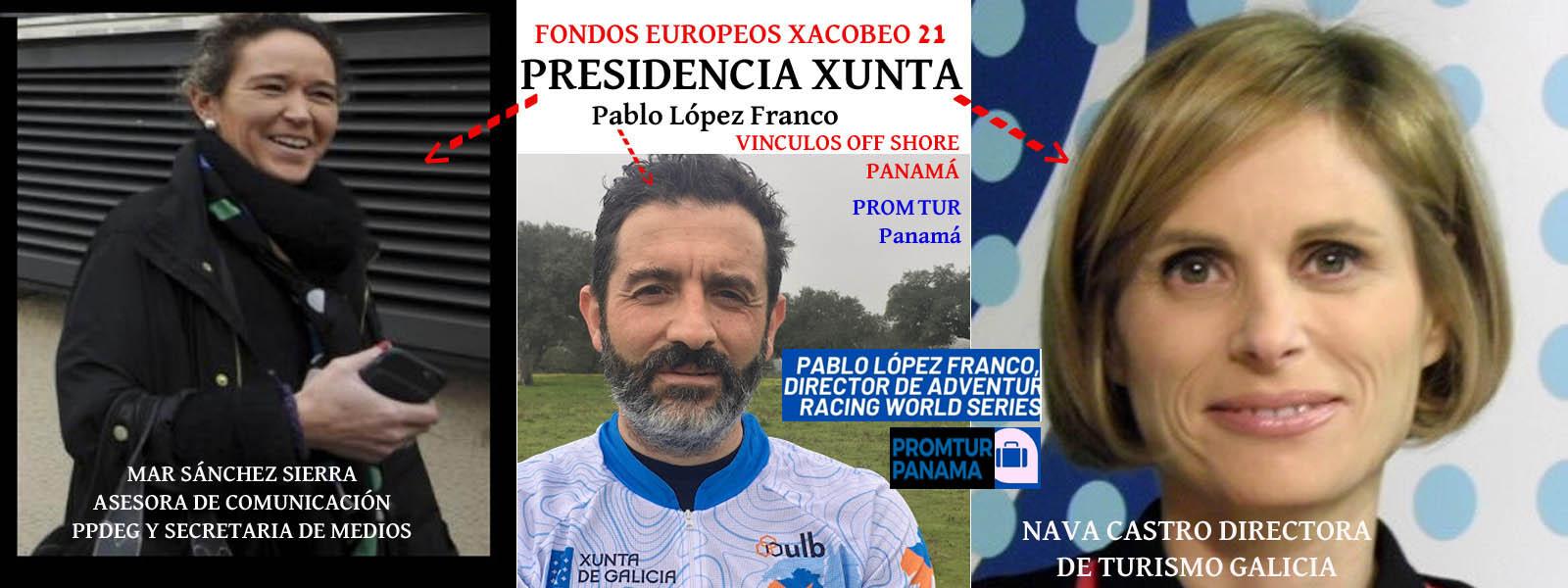 """MANZANEDA SHOW 12 DE XUÑO DE 2020, BAIXO A PRESIDENCIA DO SR. D. ALBERTO  NÚÑEZ FEIJÓO. """"pagos anticipados ata o 100% (Agetan) (80.000,00 €)  gestionados por Pablo López Franco - Xornal Galicia"""