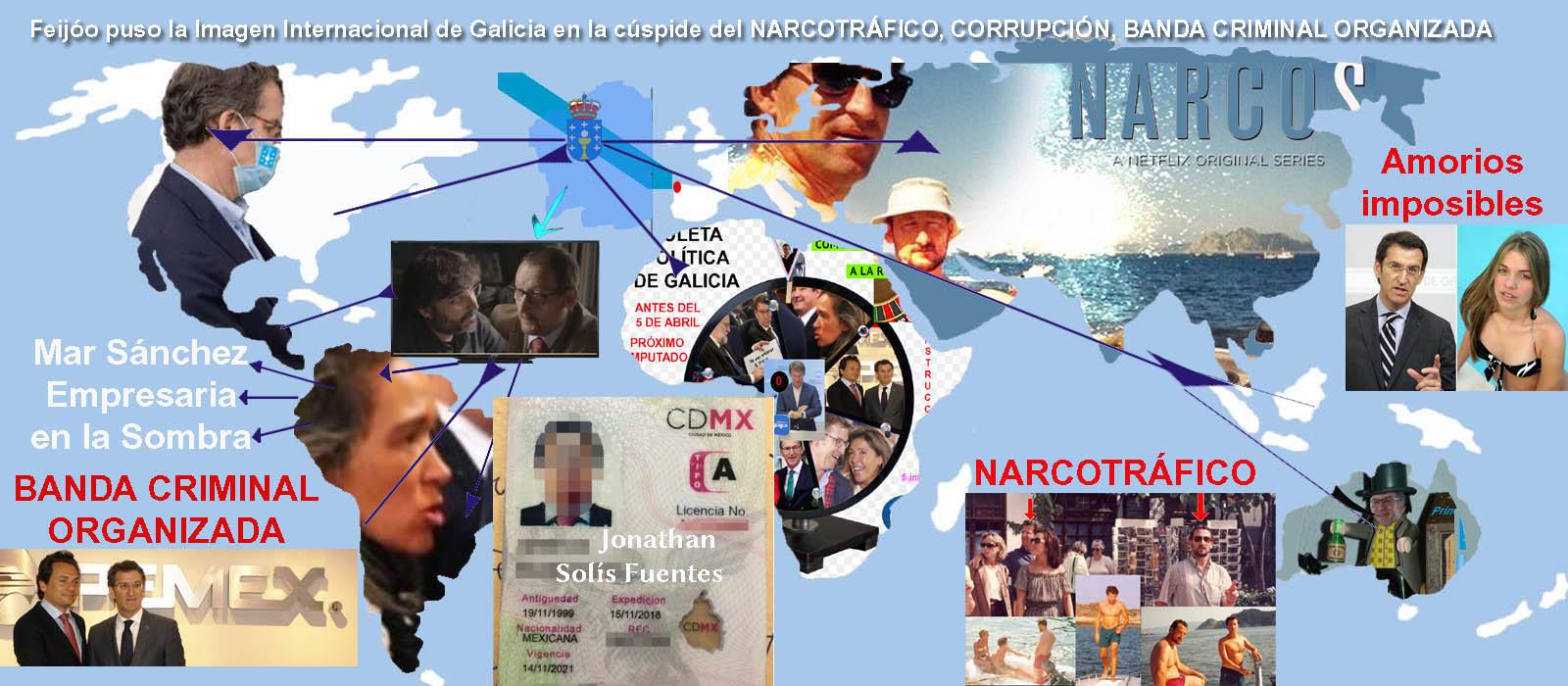 Xornal Galicia participa de la extradicción de Lozoya a México ...