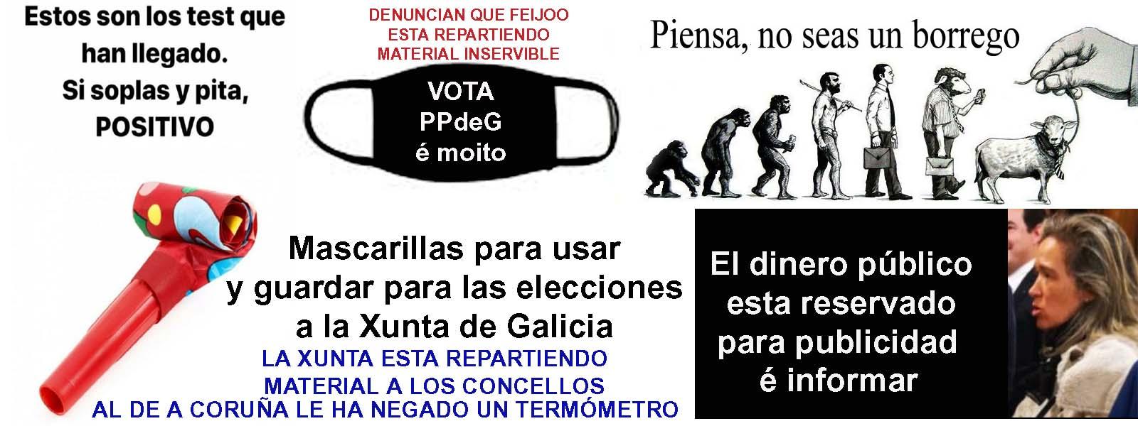Xornal Galicia A Coruña Lugo Ourense Pontevedra Vigo Santiago ...
