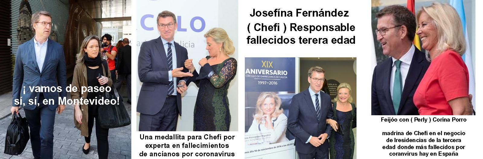 El dinero de la Xunta alimenta sociedades offshore a través de las  Residencias de Ancianos DomusVI cuya Consejera es Chefi - Xornal Galicia