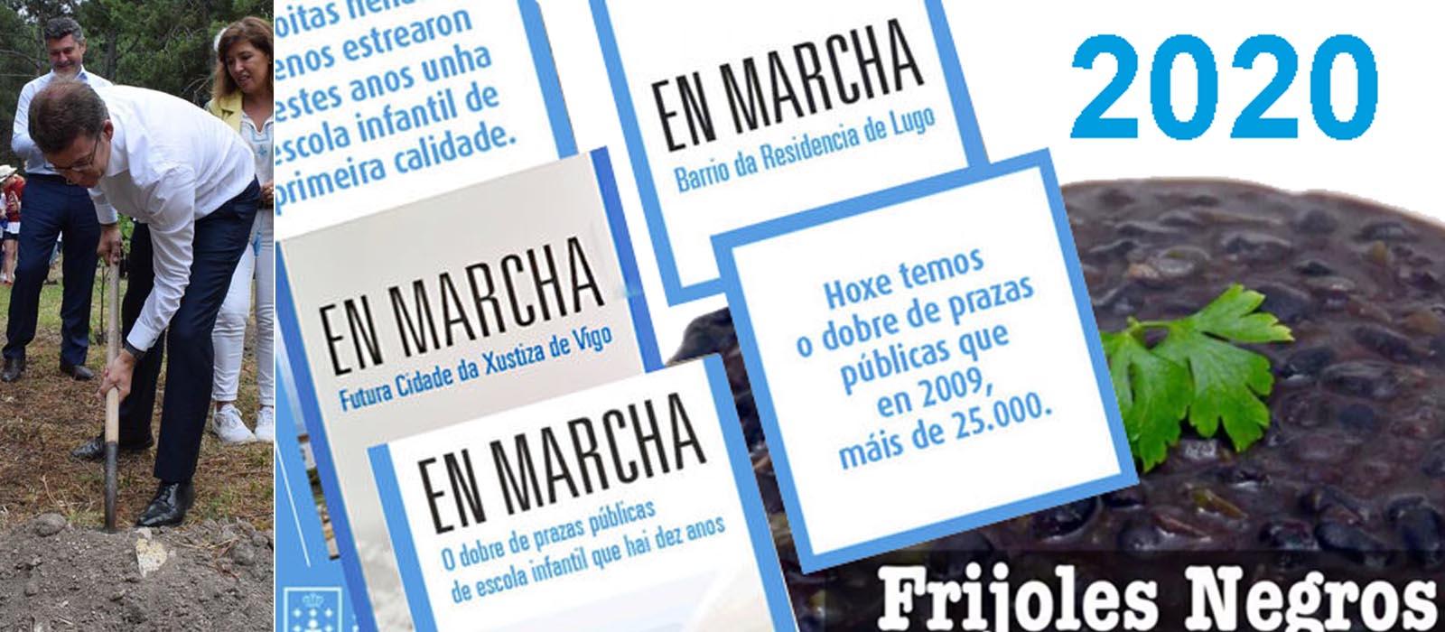 El PPdeG no solo financia la Voz de Galicia y sus informaciones con dinero  público de la Xunta que no les pertenece si no que utiliza su imagen  pública para hacer marketing