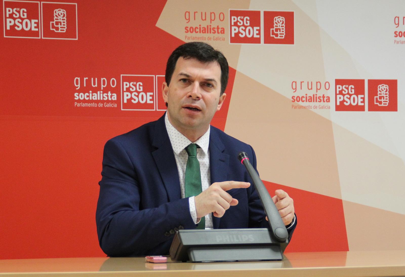 Gonzalo Caballero a preguntas de Xornal Galicia sobre Test a ...
