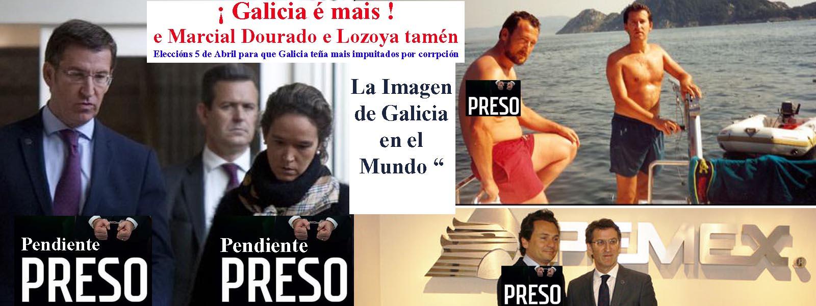 La prensa Internacional apunta a feijóo y Mar Sánchez Sierra como los  próximos imputados en México a la luz de las vinculaciones con la  criminalidad internacional. - Xornal Galicia