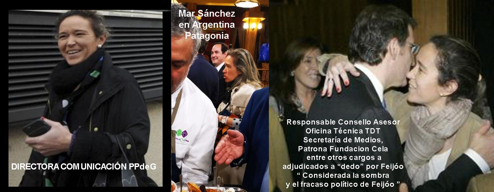 Varones del PPdeG afirman que Mar Sánchez Sierra tiene SECUESTRADO ...