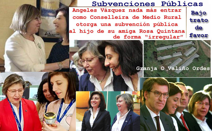 Tras multiples solicitudes a Xunta de Galicia sobre os