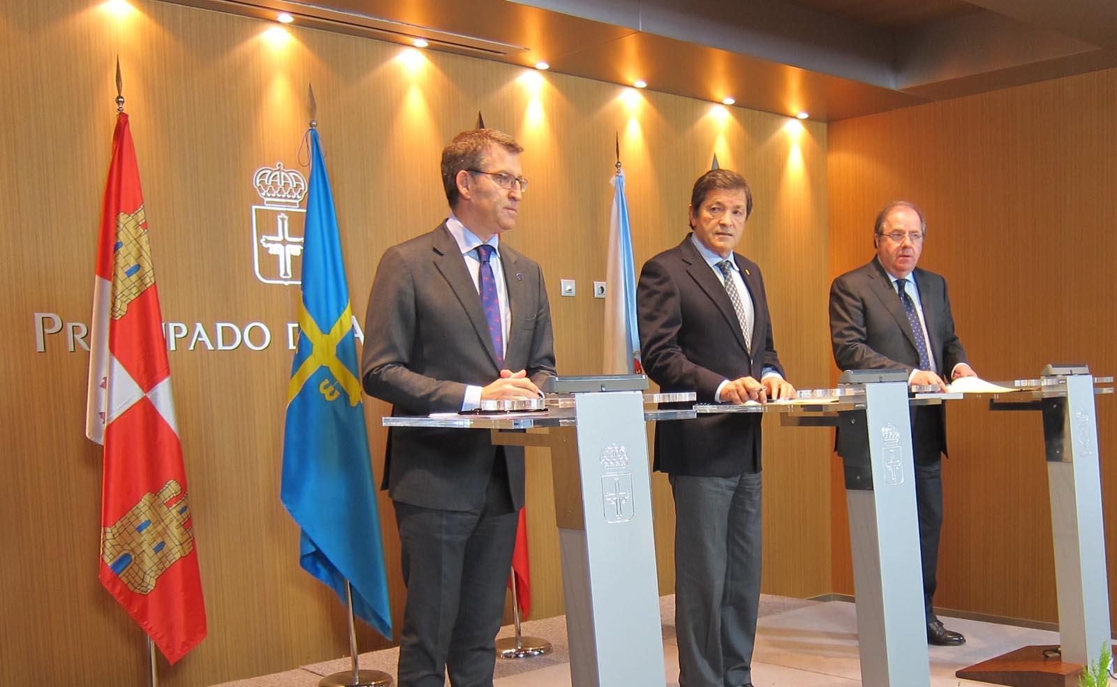 2medallas de galicia a repartise entre presidentes autonomicos delPP