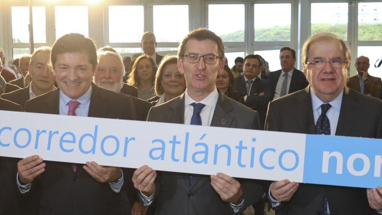 medallas de galicia a repartise entre presidentes autonomicos delPP
